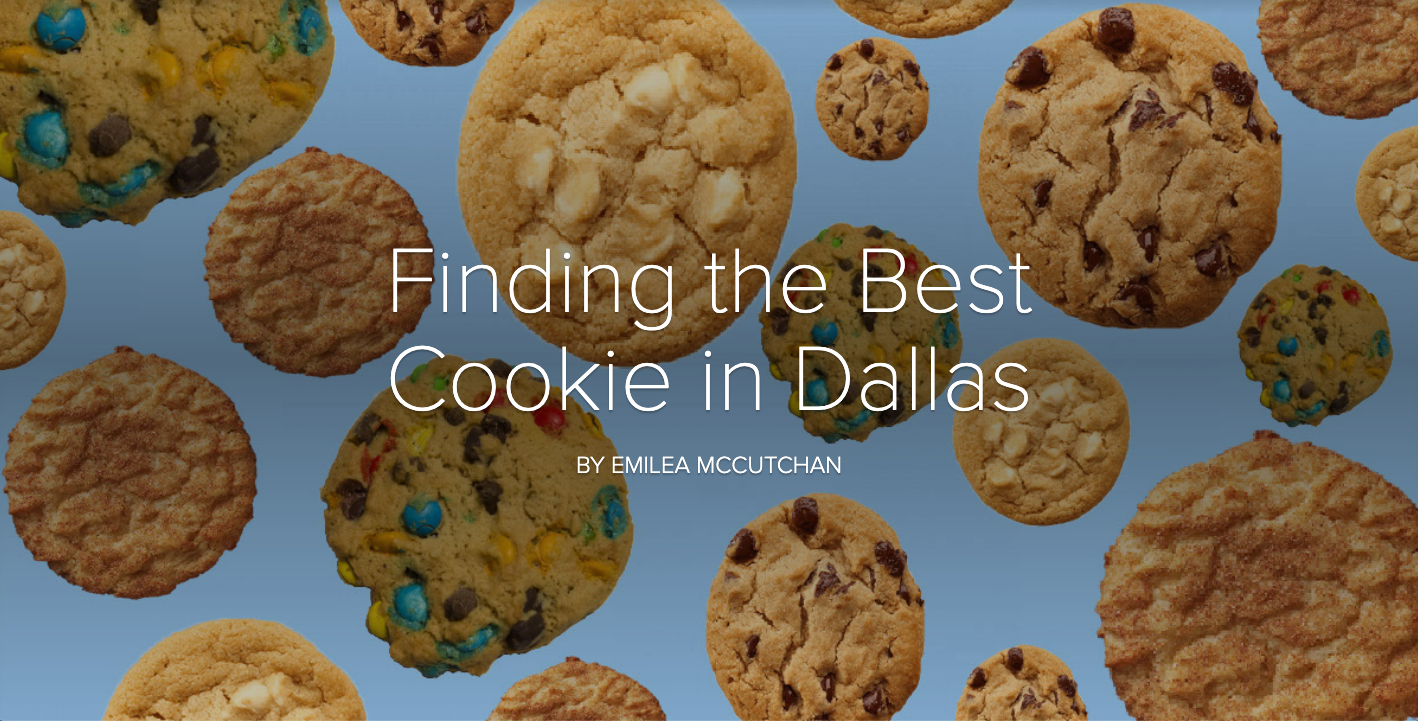 The best cookie in Dallas