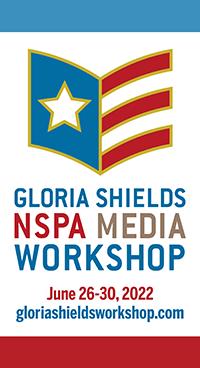Gloria Shields NSPA Media Workshop
